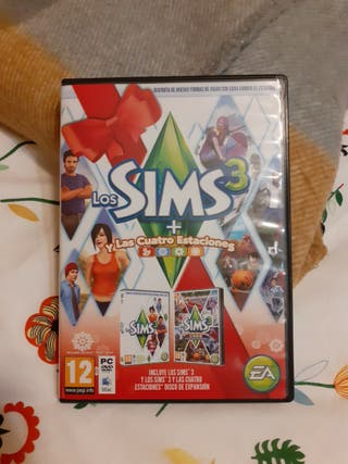 Los Sims 3 + Cuatro Estaciones - PC