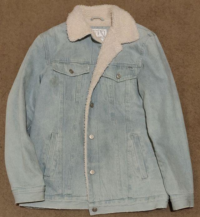 denim jacket (uk size 12)