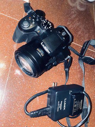Cámara de fotos Panasonic nueva.