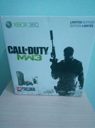 Xbox 360 call of duty modern warfare 3 edition