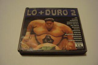 Doble CD Lo + duro 2 y más