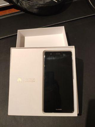 Móvil Huawei p9 con caja original. Pantalla nueva