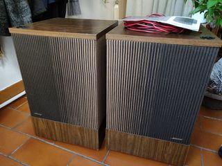 Altavoces Bose Series 501 original de los 70s