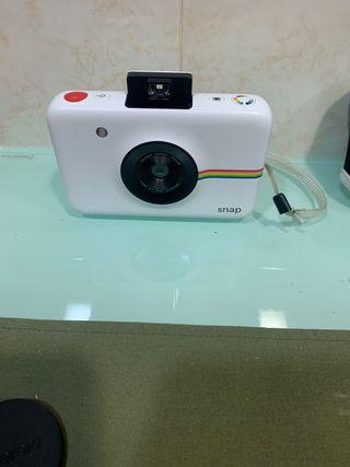Camara polaroid instantanea