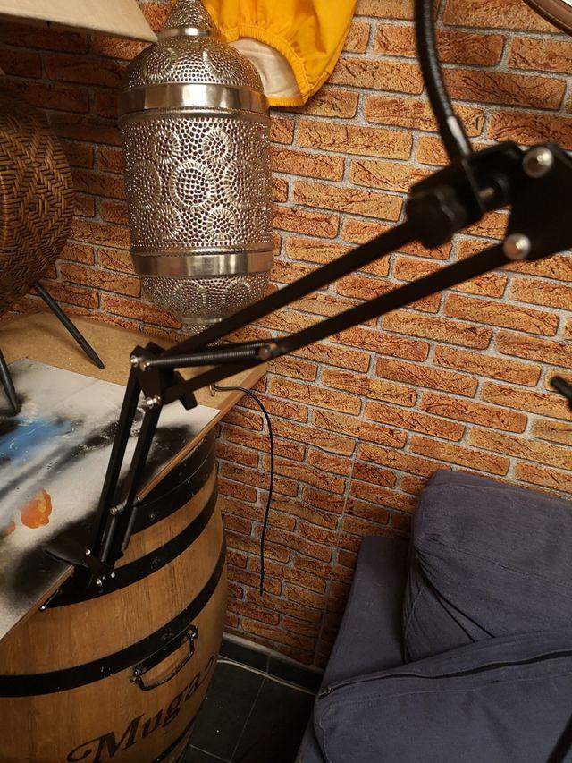 micrófono estudio