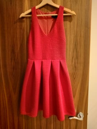 Topshop Red Dress
