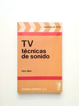 TV TÉCNICAS DE SONIDO. Glyn Alkin 1984