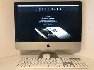 MAC 21,5 3,1Ghz I7, 16Gb RAM