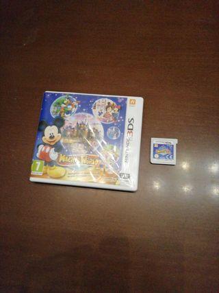 jugo Nintendo 3ds Magical world