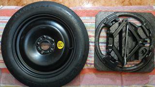 rueda repuesto y gato ford focus cmax
