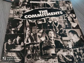 vinilo de The Commitments