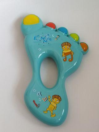 Juguete para bebé luces y música Lunnis