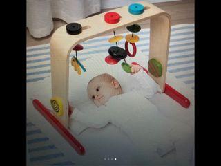 Gimnasio bebé montessori