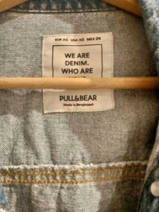 Pull& Bear Jean Jacket