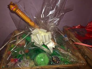 Care/Sensory Hampers &FREE care packs