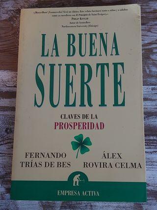 La Buena Suerte /Libro /