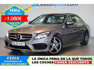 Mercedes-Benz Clase C C 220 CDI 4Matic 125 kW (170 CV)