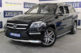 Mercedes-Benz Clase GL GL 63 AMG 557cv 7PLAZAS FULL EQUIPE
