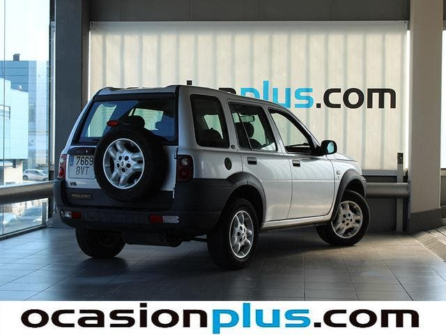 Land Rover Freelander 2.5 V6 S Excursion ComandShift 130 kW (177 CV)