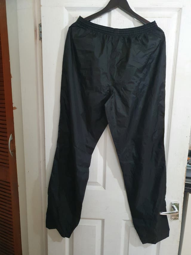 Men's waterproof overtrousers