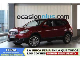 Nissan Qashqai+2 1.6 dCi SANDS Tekna Premium 4x4 7 Plazas 96 kW (130 CV)