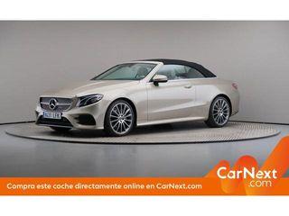 Mercedes-Benz Clase E E 220 d Cabrio 143 kW (194 CV)