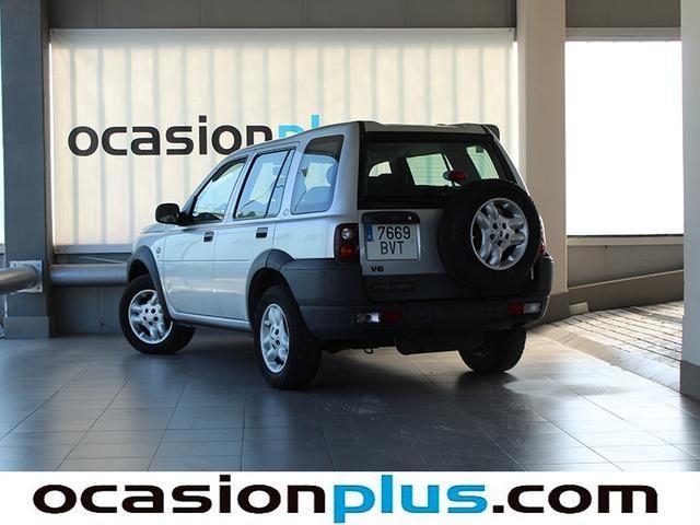 Land Rover Freelander 2.5 V6 S Excursion ComandShift 130 kW (177 CV)