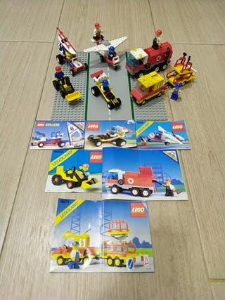 lego lote de 6 sets
