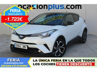 Toyota C-HR 1.8 125H Dynamic Plus 90 kW (122 CV)