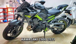 Z900 2021 NUEVAS KAWASAKI MEJORES OFERTAS