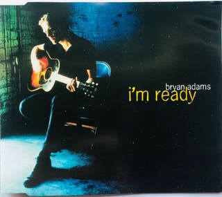 CD Single Bryan Adams I'm ready