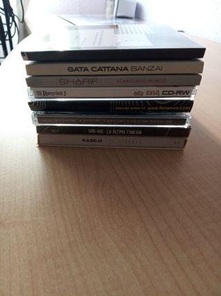 CDs Hip Hop Rap español