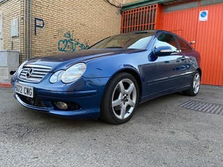 Mercedes Sport coupe Kompressor