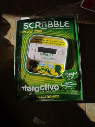 Scrabble interactivo