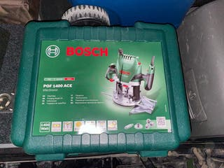 Fresadora de superficie BOSH