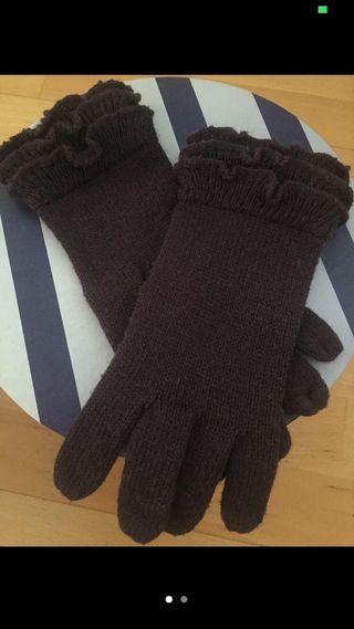 NAF NAF guantes de lana