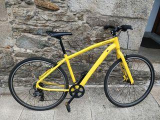 Bicicleta Urbana Orbea Urban 20 Amarilla
