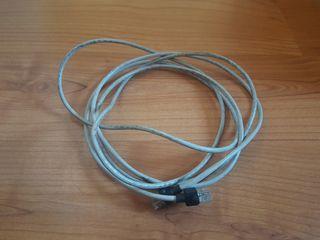Cable de red 3m. Categoría 5