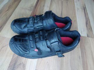 Zapatillas bicicleta montaña MTB