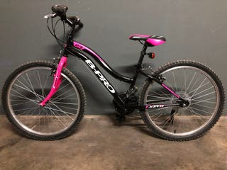 Bicicleta niña 24 pulgadas B-pro