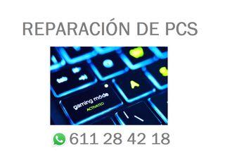 Reparación de ordenadores mantenimiento informatic