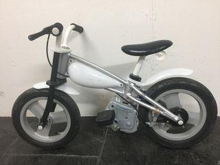 Bicicleta evolutiva sin pedales