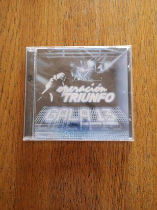 CD OPERACIÓN TRIUNFO 2005 GALA 13