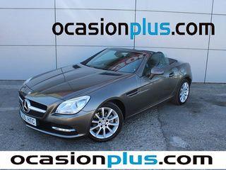 Mercedes-Benz Clase SLK SLK 200 BlueEfficiency 135 kW (184 CV)