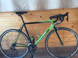 Bicicleta Carretera CANNONDALE super six Evo