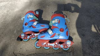 Patines marca oxelo talla 30_32