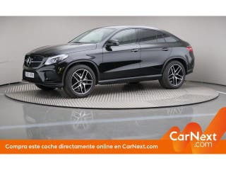 Mercedes-Benz Clase GLE Coupe 350 d 4Matic 190 kW (258 CV)