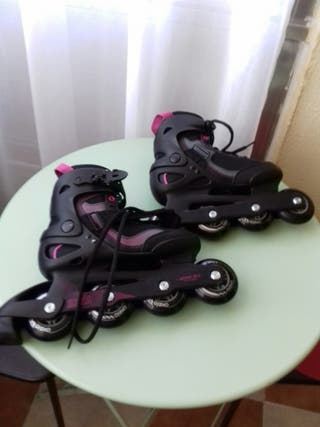PATINES FIT 3 OXELO.