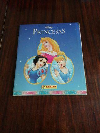 album cromos Princesas completo