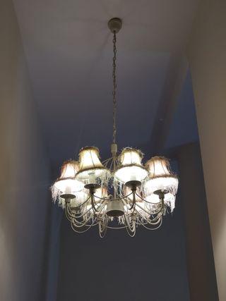 Lámpara de techo más dos apliques
